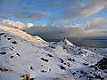 Fresh snow below the Storr - geograph.org.uk - 1601101.jpg