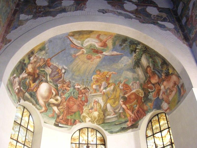 File:Fresques San Giovanni a Porta Latina.JPG