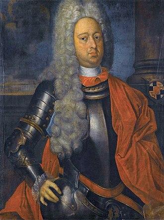 Friedrich Wilhelm, Prince of Hohenzollern-Hechingen - Friedrich Wilhelm, Prince of Hohenzollern-Hechingen
