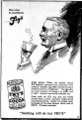 Fry's cocoa ad Barrie Examiner 18 May 1922 p 7.png