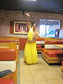 Ft Walton Taj Belly-dancer yellow outfit.JPG