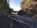 Fukuoka Prefectural Road No.58 near Toyotsu Station.jpg