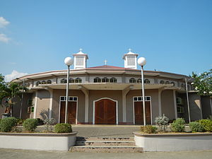 Cabarroguis, Quirino - Saint Mark Parish Church