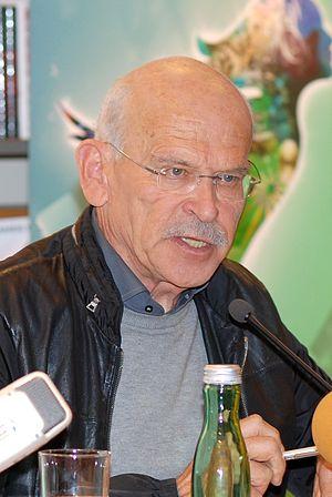 The German undercover journalist Günter Wallra...