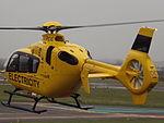 G-WPDE Eurocopter EC135 Helicopter (23455893839).jpg