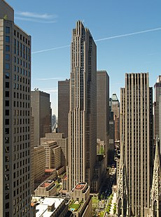 Das Rockefeller Center