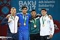 GR wrestling, 2017 Islamic Games, 71 kg.jpg