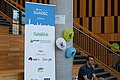GUADEC banner and ballons (35455451874).jpg