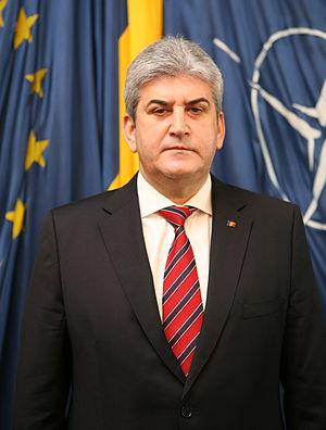 Fourth Ponta Cabinet - Image: Gabriel Oprea