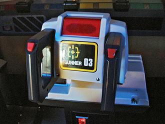 Galaxian 3 - Galaxian³ controller for Player 3