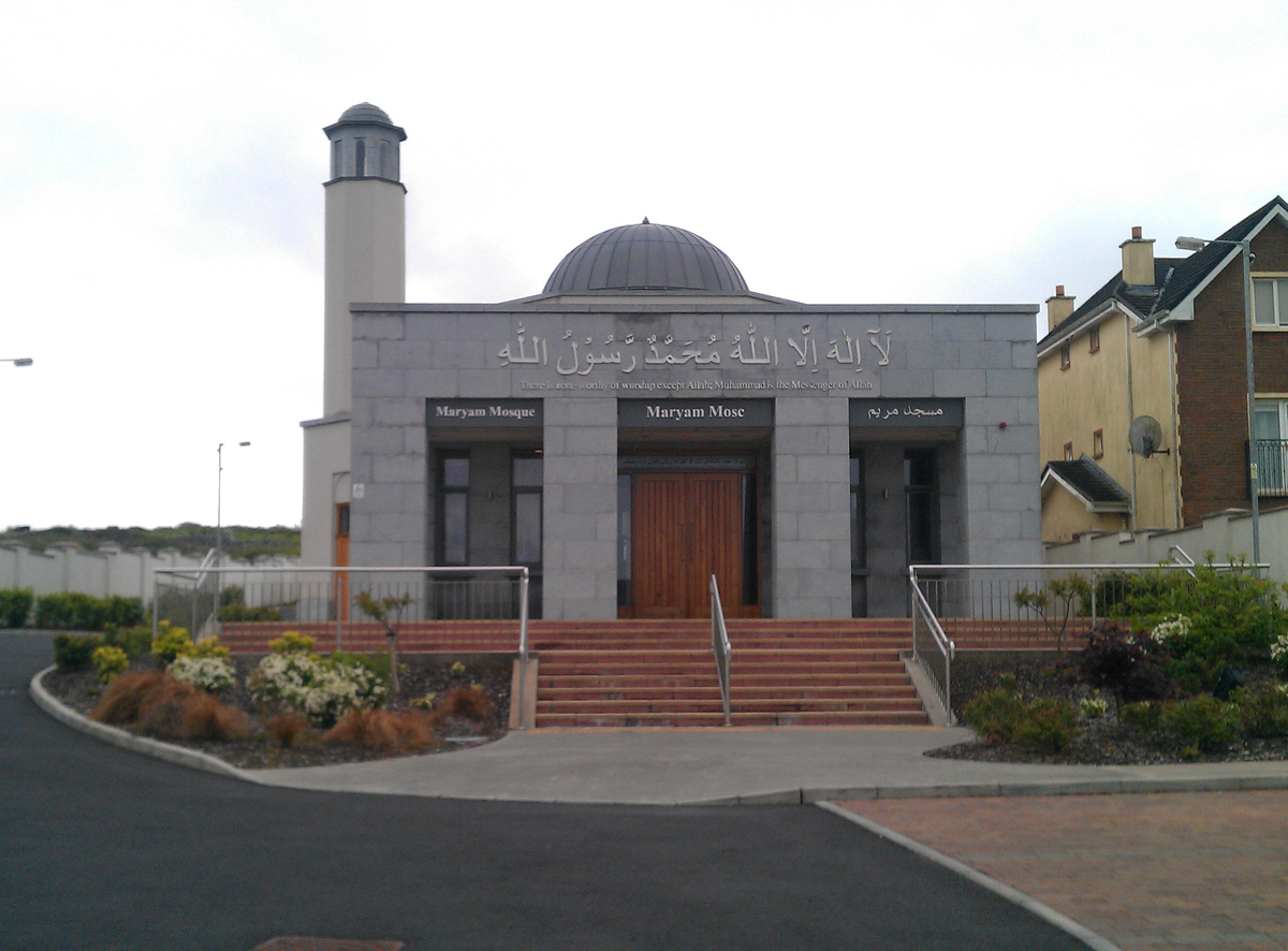 galway mosque wikipedia