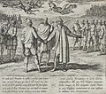 Garci Fernandez and Gonzalo Gustos, Father of the Infantes, Persuade Ruy Velazquez to Make Peace LACMA 65.37.241.jpg