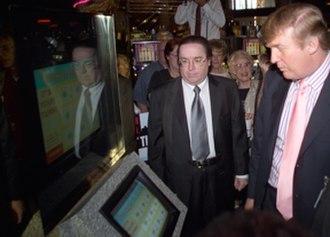 Gary M. Green - Gary Green and Donald Trump