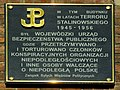 Gdańsk ulica Okopowa 9 (tablica).JPG
