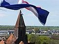 Geboorte van de Heilige Johannes de Doper Montfoort Vlag.JPG