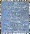Gedenktafel Stauffenbergstr 13 (Tierg) Widerstandskämpfer.jpg