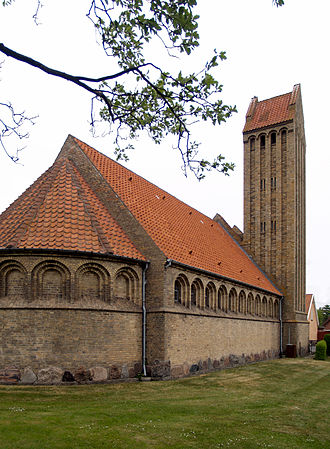 Gedser Church - Gedser Church