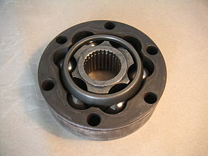 Constant-velocity joint - Image: Gelenk liegend