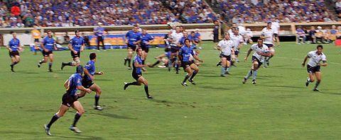 Rugby Regeln Einfach