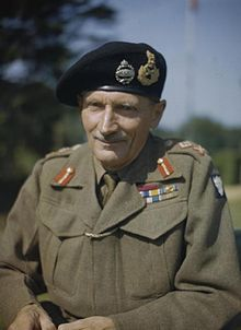 General Sir Bernard Montgomery in England, 1943 TR1039.jpg