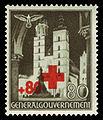 Generalgouvernement 1940 55 Rotes Kreuz, Marienkirche in Krakau.jpg