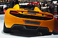 Geneva MotorShow 2013 - McLaren 12C Spider rear.jpg