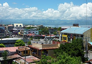 General Santos Highly Urbanized City in Soccsksargen, Philippines