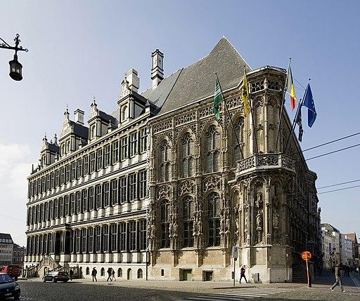 Gent Stadhuis-PM 07748