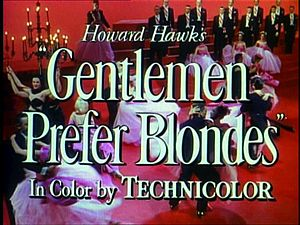 Immagine Gentlemen Prefer Blondes Movie Trailer Screenshot (41).jpg.