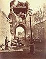 Georg Maria Eckert - Bombardement 1870, Porte Nationale.jpg