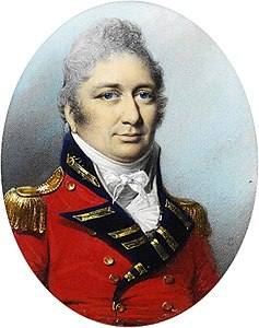George Engleheart - Portrait of Colonel Cuppage - Dated 1806 - Victoria & Albert Museum.jpg