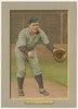 George Gibson, Pittsburgh Pirates, baseball card portrait LCCN2007685654.tif