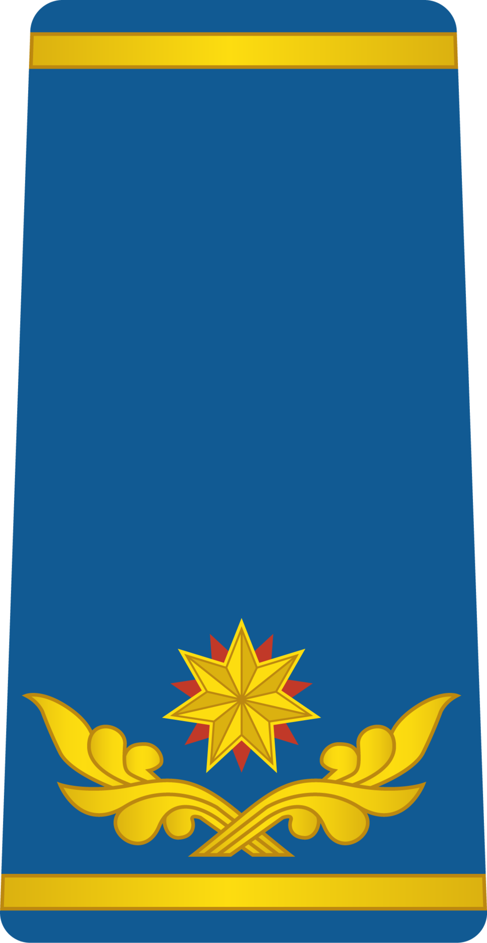 Georgia Air Force OF-7
