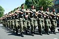 Georgian soldiers during the independence day of Georgia, Tbilisi (1).jpg
