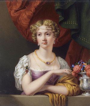 Lavinia Spencer, Countess Spencer - Georgiana Charlotte (Henry Pierce Bone)