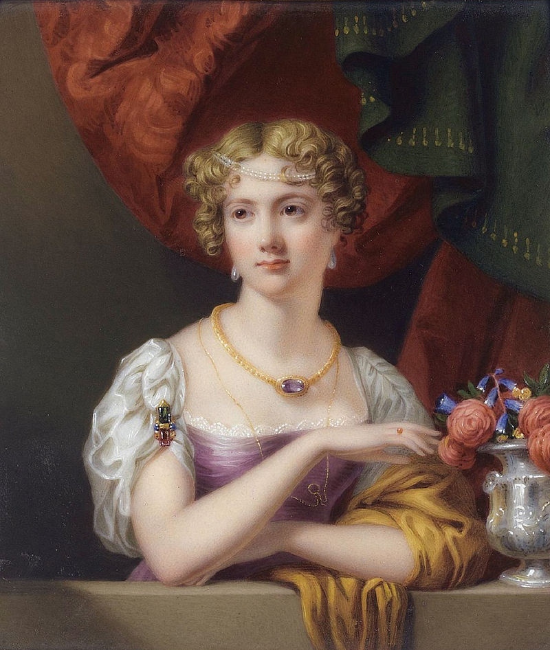 Джорджиана Шарлотта Куин (1794-1823), Генри Пирс Боун.jpg