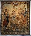 Geraert van der strecken su dis. di abraham von diepenbeeck, trionfo di costantino a roma, 1655-60 ca.jpg