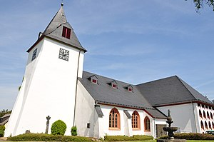 Kelberg - Saint Vincent's and Saint Nicholas's Catholic Parish church