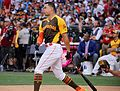 Giancarlo Stanton competes in final round of the '16 T-Mobile -HRDerby (27952900863).jpg