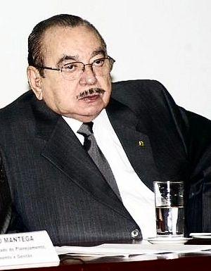 Gilberto Mestrinho