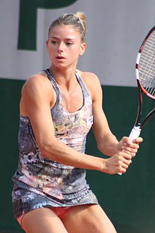 Image illustrative de l'article Camila Giorgi