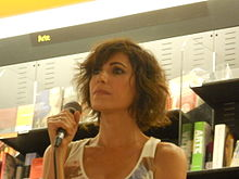 Description de l'image  Giorgia alla Feltrinelli.jpg.