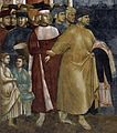 Giotto di Bondone - Legend of St Francis - 5. Renunciation of Wordly Goods (detail) - WGA09124.jpg
