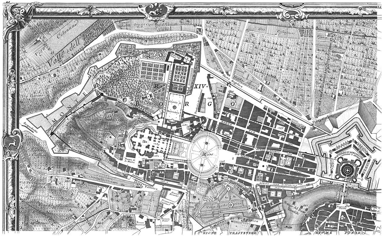 File giovanni battista nolli nuova pianta di roma 1748 for Planimetrie di 1400 piedi quadrati
