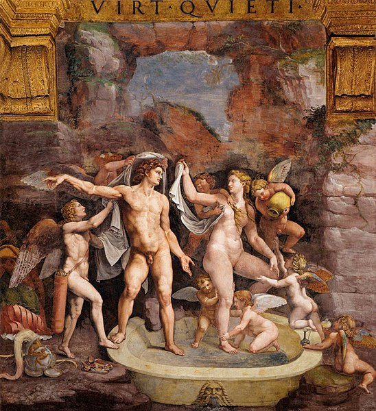 File:Giulio Romano - Venus and Mars Bathing - WGA09568.jpg