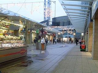 Glasgow Fort Shopping mall in Glasgow, Scotland