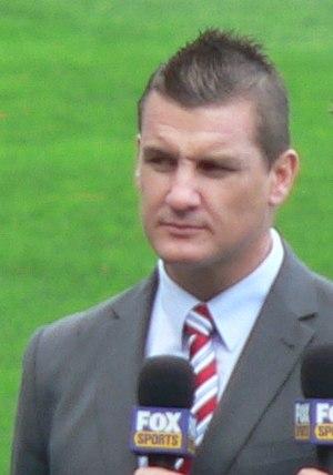 Glen Jakovich - Jakovich in July 2010