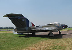 Gloster Javelin XH903