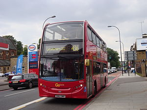 Go Ahead London bus route 436.jpg