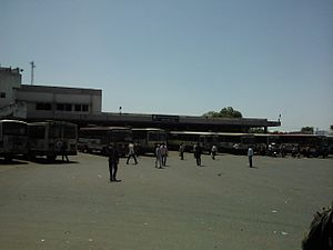 Godhra - Godhra GSRTC Bus Station